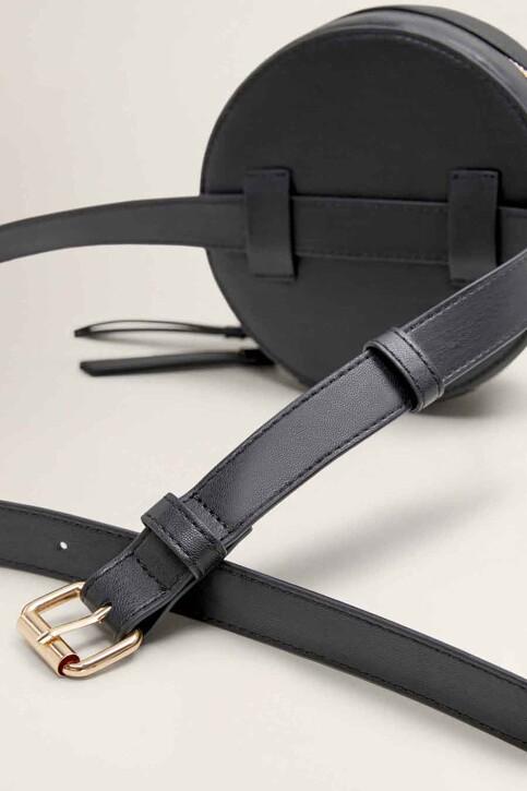 Mango Handtassen zwart 43040936_MNG_19_BLACK img2
