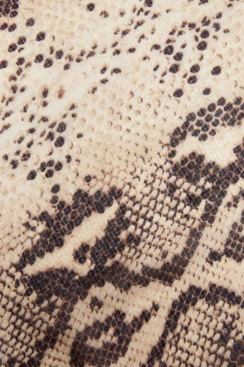 Mango Zomersjaals bruin 43075768_MNG_19_LT PASTEL BROWN img2