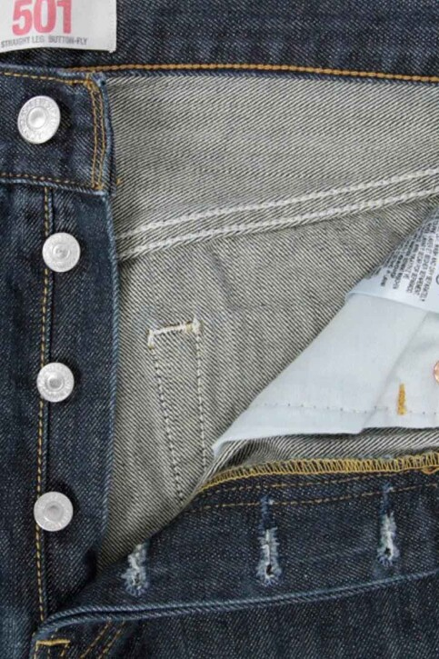 Levi's® Jeans straight denim 501_0162MARLON img8