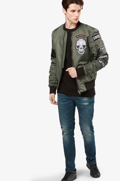 G-Star RAW Jeans slim denim 510019118071_071BELN MED AG img2