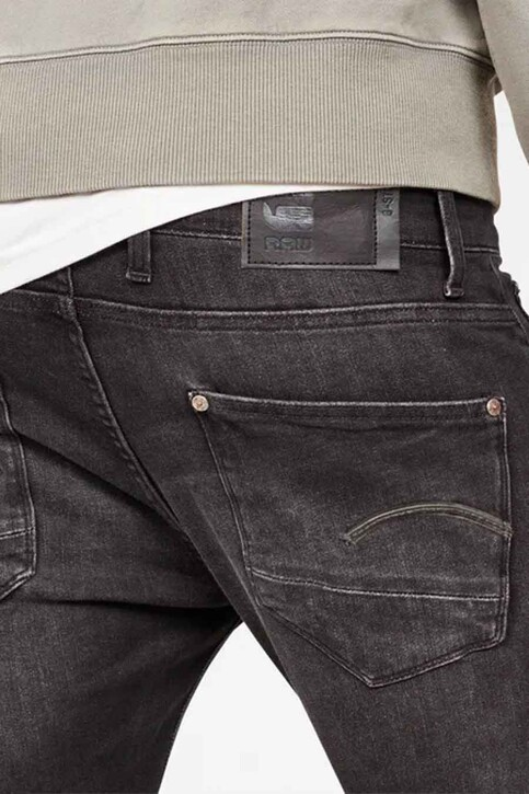 G-Star RAW Jeans skinny gris 51010A634_A592ELTO BL FA img4