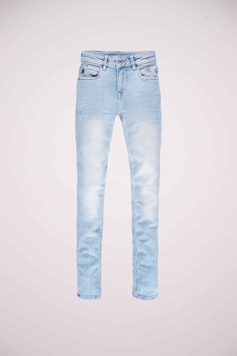 GARCIA Jeans slim denim 5106517_6517 BLEACHED img6