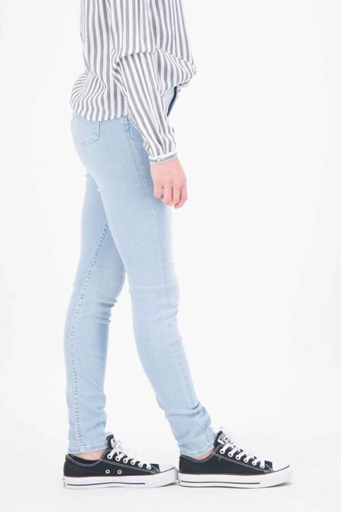 GARCIA Jeans slim denim 5106517_6517 BLEACHED img2