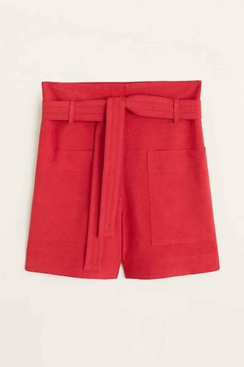 Mango Shorts rouge 51080753_MNG_19_RED img6