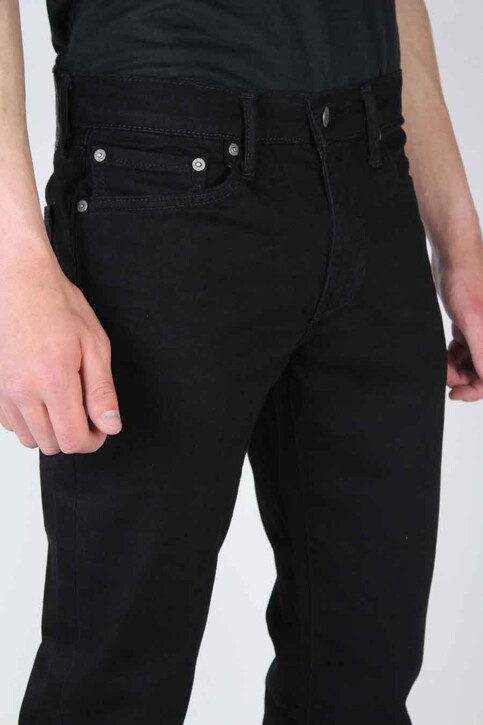 Levi's® Jeans slim zwart 511_1507NIGHTSHINE img5