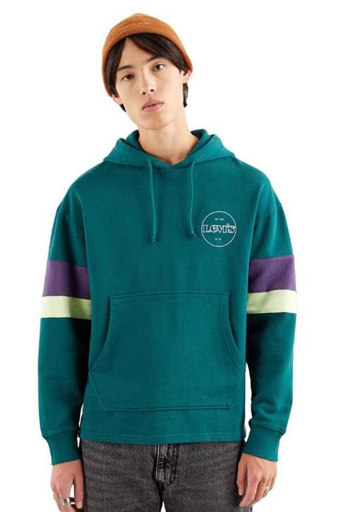 Levi's® Sweaters met kap multicolor 522900004_0004 COLOR BLOC img2