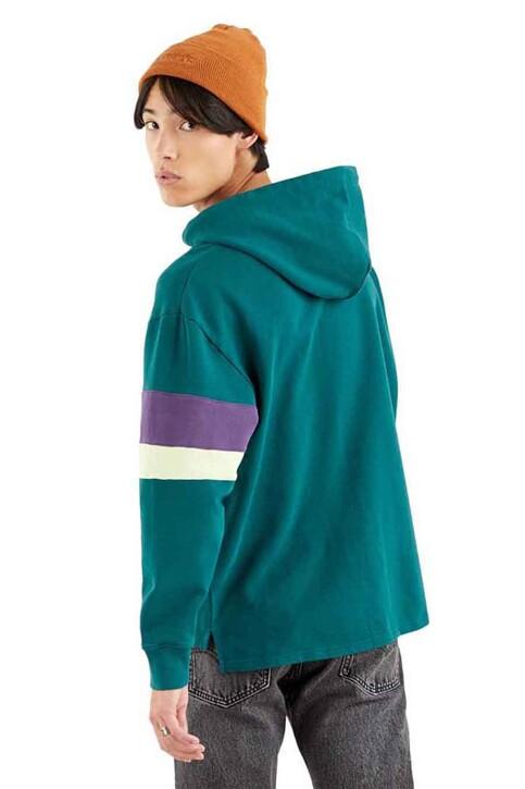 Levi's® Sweaters met kap multicolor 522900004_0004 COLOR BLOC img3