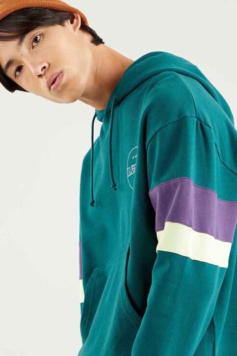 Levi's® Sweaters met kap multicolor 522900004_0004 COLOR BLOC img4