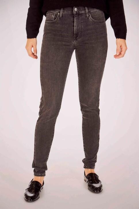 Levi's® Jeans skinny grijs 527970093_0093 FINGERS CR img1