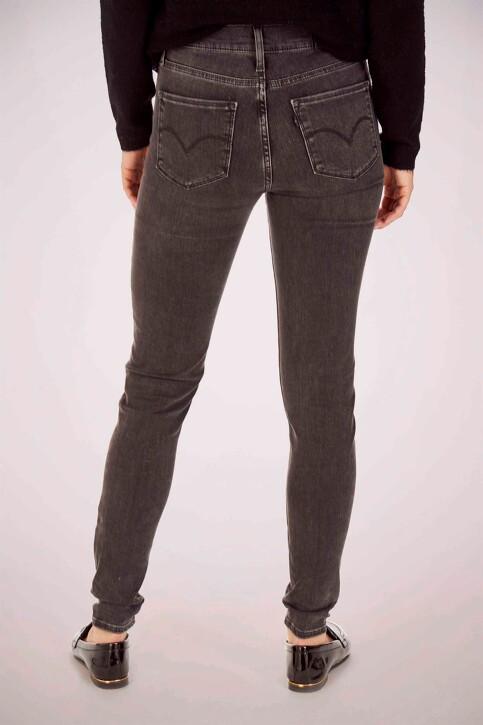 Levi's® Jeans skinny grijs 527970093_0093 FINGERS CR img2
