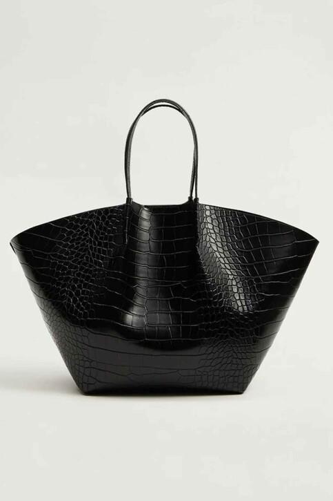 Mango Sacoches noir 53023750_MNG_19_BLACK img1