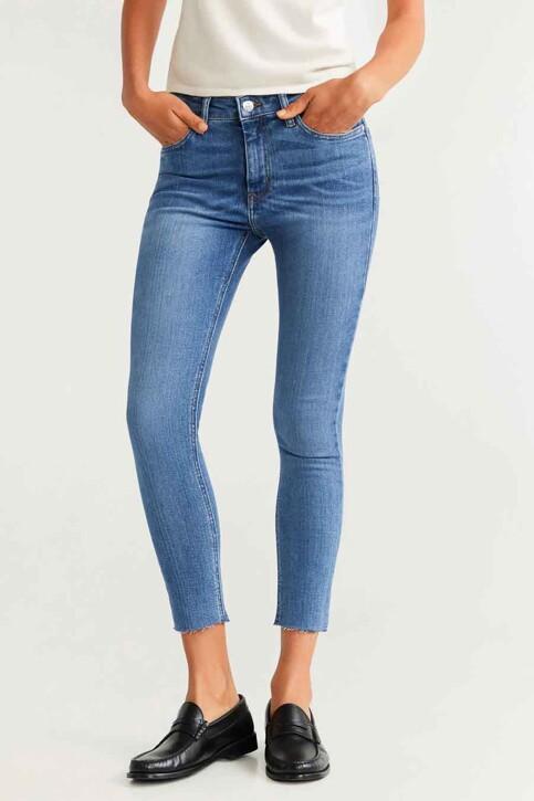 Mango Jeans skinny blauw 53070671_MNG_19_TM MEDIUM BLUE img2