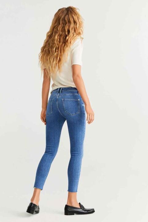 Mango Jeans skinny blauw 53070671_MNG_19_TM MEDIUM BLUE img3