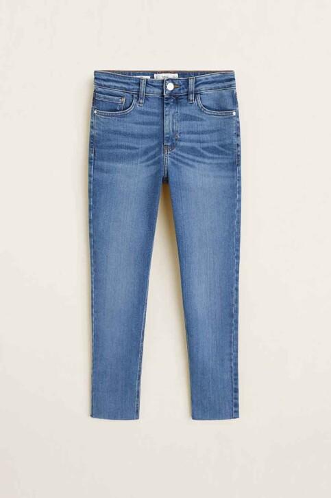 Mango Jeans skinny blauw 53070671_MNG_19_TM MEDIUM BLUE img6