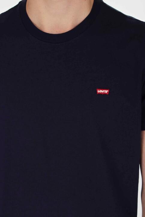 Levi's® T-shirts (korte mouwen) blauw 566050017_0017 BLUE img4