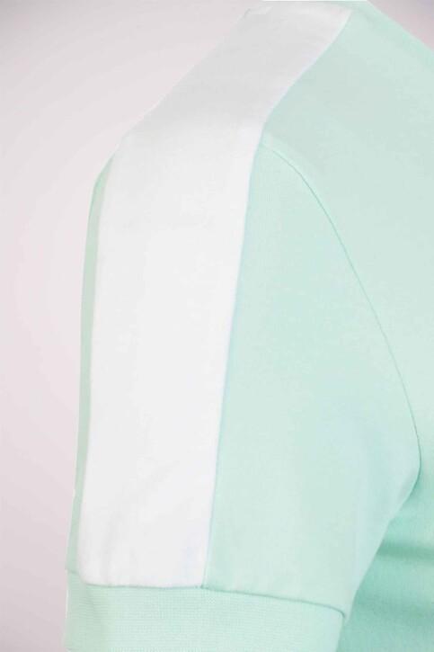 PUMA Tops uni manche courte turquoise 5779510034_0034 FAIR AQUA img3