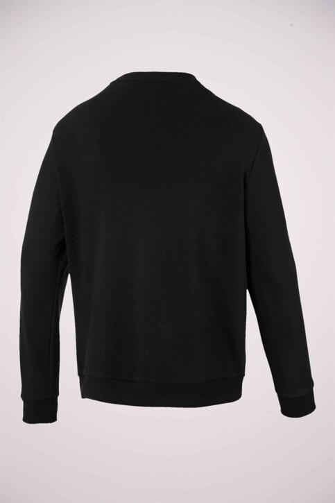 PUMA Sweaters met ronde hals zwart 5818500001_0001 COTTON BLA img2