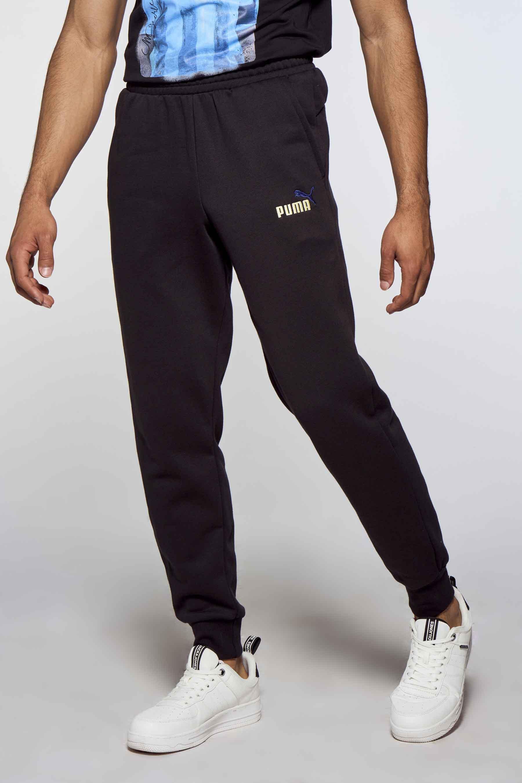 Puma Jogging, Zwart, Heren, Maat: S/XS