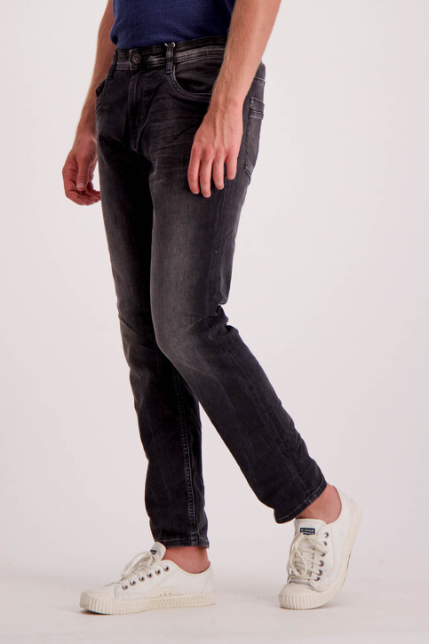 TOM TAILOR Jeans slim grijs 62554400910_1056DARK GREY img1