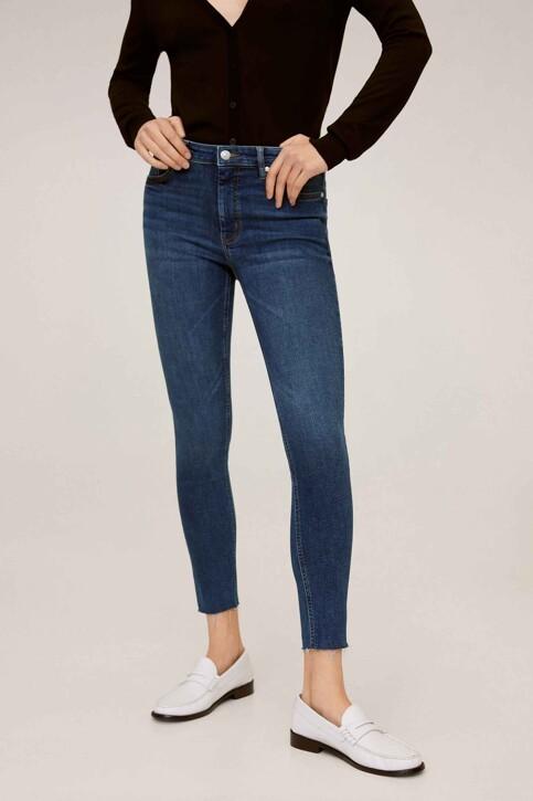 Mango Jeans skinny blauw 67002510_MNG_20_OPEN BLUE img2
