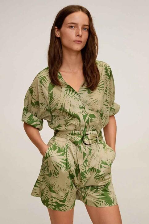 Mango Bermuda's groen 67959213 MNG 20_43 GREEN img2