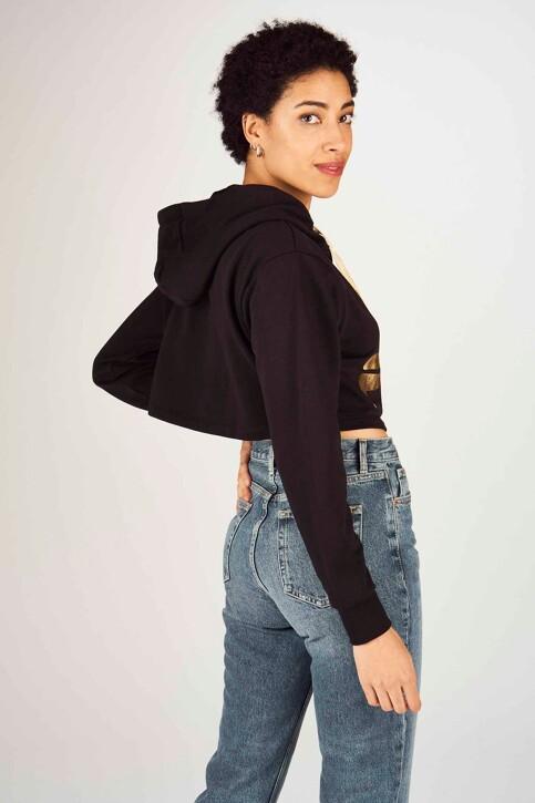 FILA Sweaters met kap zwart 687829_BLACK img3