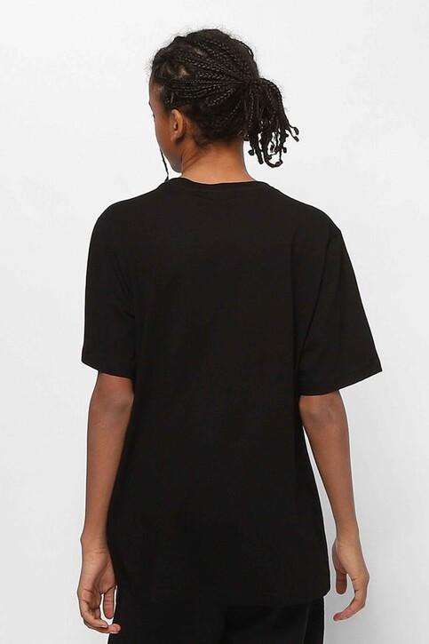 FILA T-shirts met korte mouwen zwart 688049_002 BLACK img3