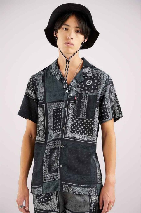 Levi's® Hemden (korte mouwen) multicolor 726250039_0039 MULTIBANDA img1