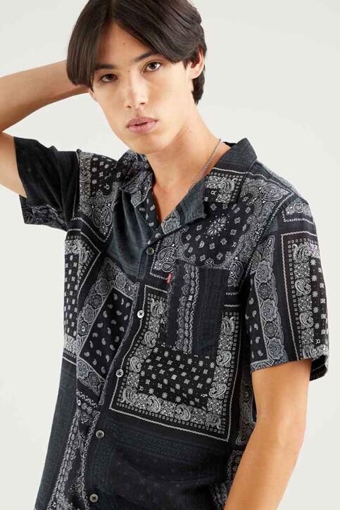 Levi's® Hemden (korte mouwen) multicolor 726250039_0039 MULTIBANDA img3