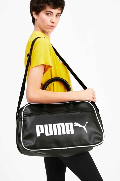 PUMA Sacs en bandoulière noir 766950001_0001 BLACK img4