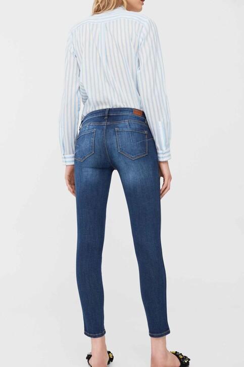 Mango Jeans skinny MID BLUE DENIM 83030059_MNG_17_OPEN BLUE img3