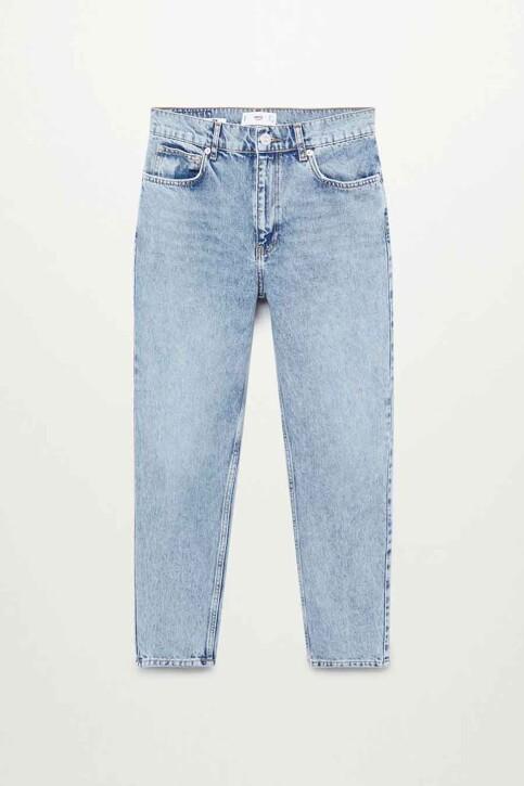 Mango Mom Jeans blauw 87040569 MNG 21_OPEN BLUE img4