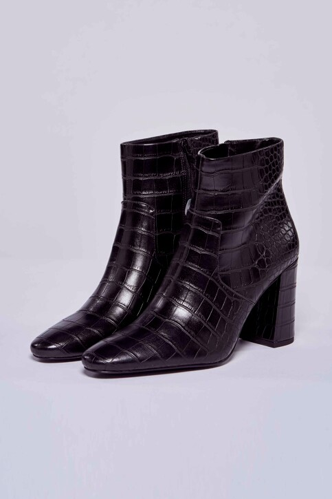 Mango Bottines noir 87050150 MNG 21_BLACK img1