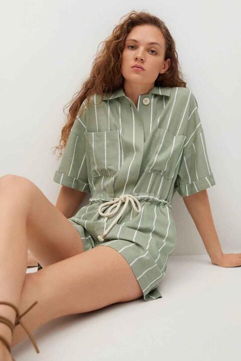 Mango Jumpsuits groen 87087877 MNG 21_BEIGE KHAKI img4