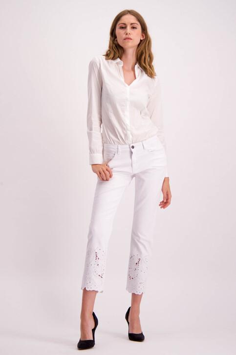 Astrid Black Label Jeans skinny wit ABL NOOS ALICIA_WHITE img2