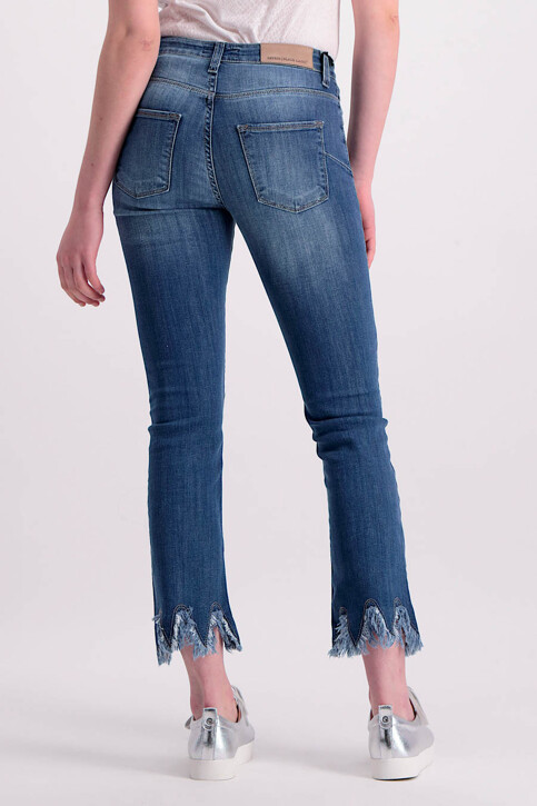 Astrid Black Label Jeans 7/8 blauw ABL NOOS EDGE S18_BLUE img3