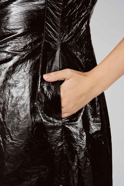 Astrid Black Label Jurken (kort) zwart ABL182WT 055_BLACK img4