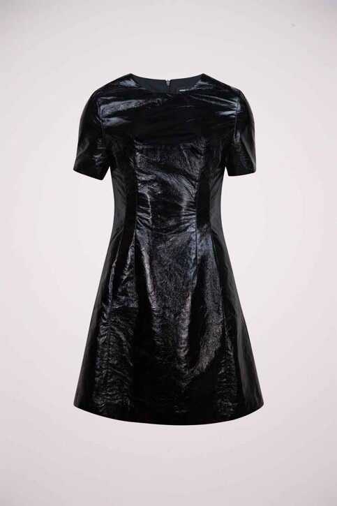 Astrid Black Label Jurken (kort) zwart ABL182WT 055_BLACK img5