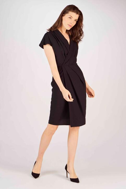 Astrid Black Label Robes 3/4 noir ABL191WT 050_BLACK img2