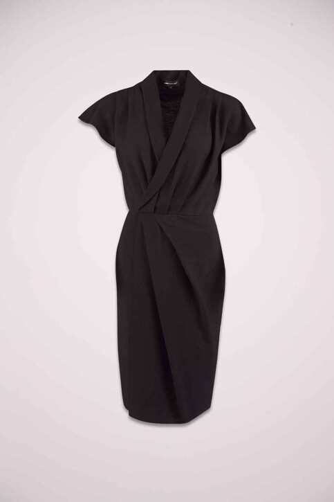 Astrid Black Label Robes 3/4 noir ABL191WT 050_BLACK img5
