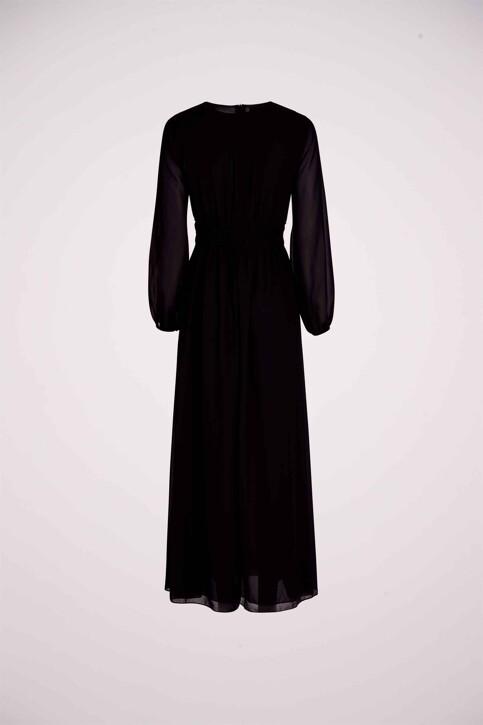 Astrid Black Label Jurken (lang) zwart ABL211WT 010_BLACK img6