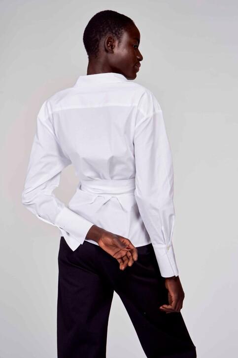 Astrid Black Label Hemden (lange mouwen) wit ABL211WT 031_WHITE img3