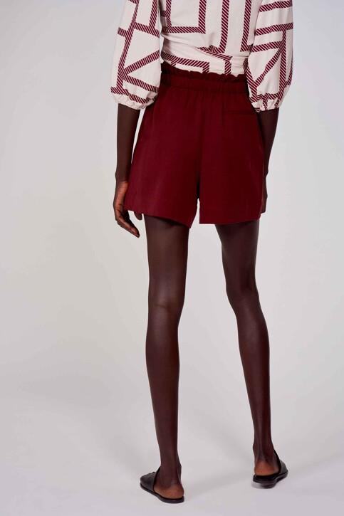 Astrid Black Label Shorts bordeaux ABL211WT 034_MERLOT img3