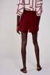 Astrid Black Label Shorts bordeaux ABL211WT 034_MERLOT img4