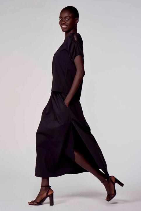 Astrid Black Label Rokken (lang) zwart ABL211WT 038_BLACK img1