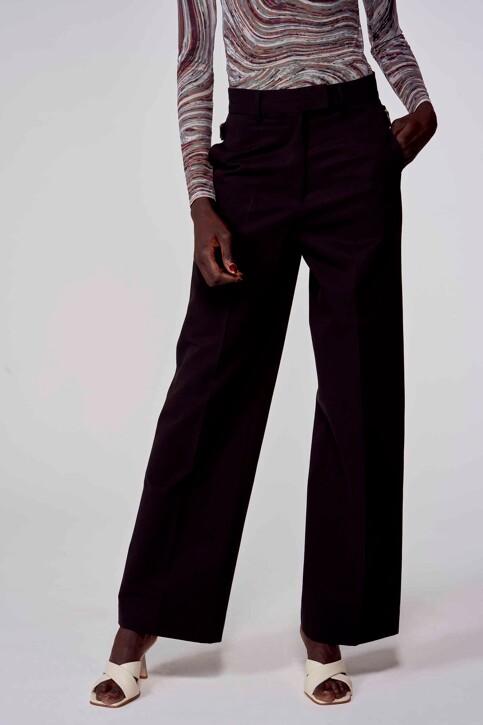 Astrid Black Label Kostuumbroeken zwart ABL213WT 002_BLACK img1