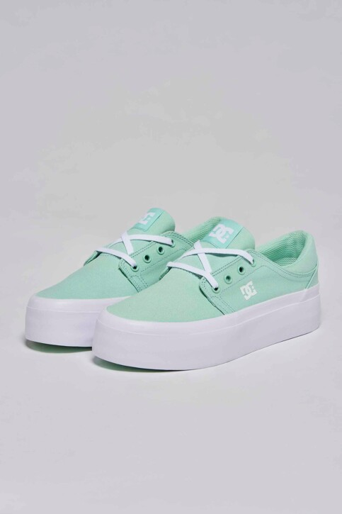 DC SHOES Sneakers groen ADJS300269333_333 MINT img1