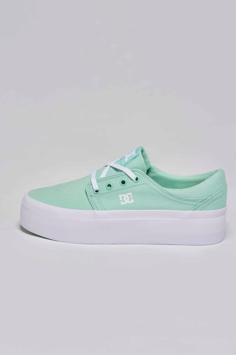 DC SHOES Sneakers groen ADJS300269333_333 MINT img2
