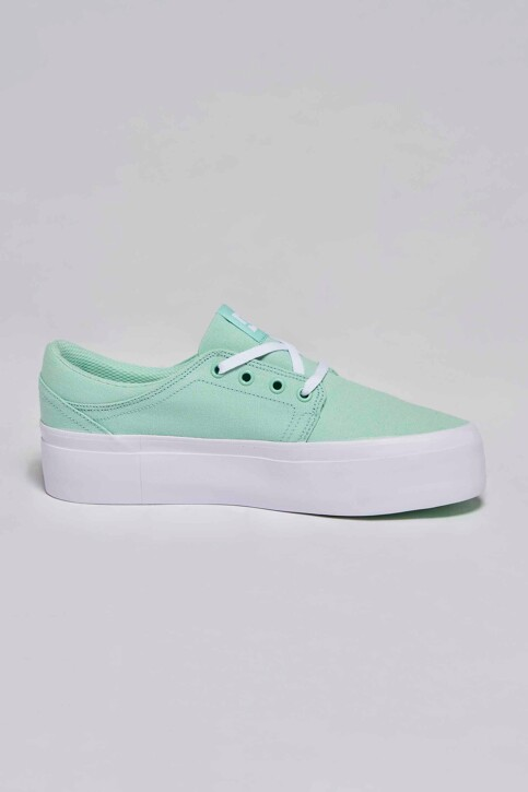 DC SHOES Sneakers groen ADJS300269333_333 MINT img3