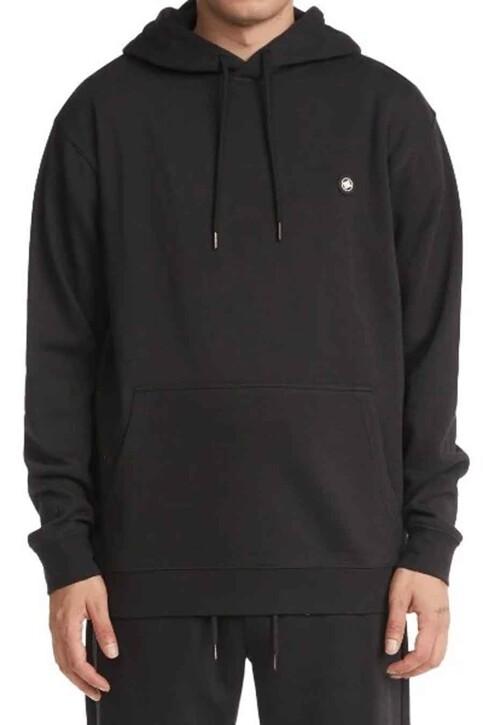 DC SHOES Sweaters met kap zwart ADYFT03315KVJ0_KVJ0 BLACK img1